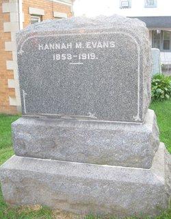 Hannah Mariah Evans