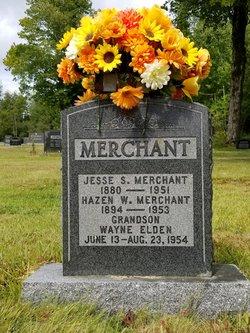 Hazen Walter Merchant
