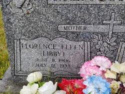 Florence Ellen <I>Libby</I> Merchant