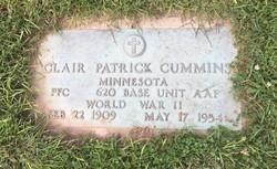 Clair Patrick Cummins