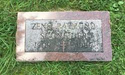 Zeno Raymond Schneider