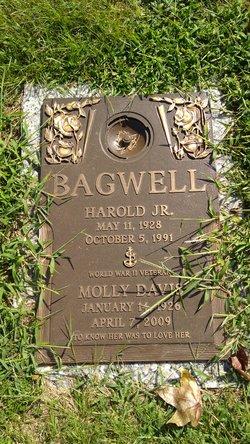 Molly <I>Davis</I> Bagwell