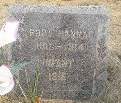 Infant Hannah