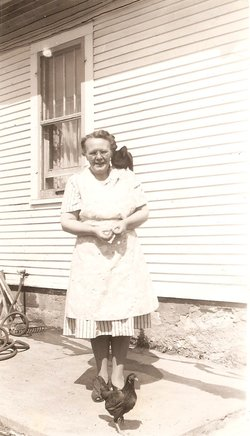 Lillian Marie <I>Johnson</I> Martinson