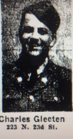 PFC Charles Dillon Gleeten