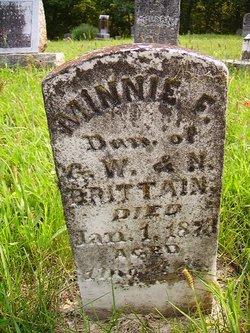 Minnie F Brittain