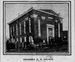 Ebenezer Methodist Episcopal Cemetery (Defunct)