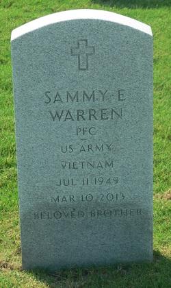 Sammy E Warren