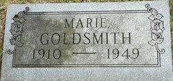 Marie <I>Rosenkranz</I> Goldsmith