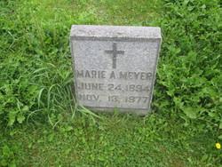 Marie A <I>Raschka</I> Meyer