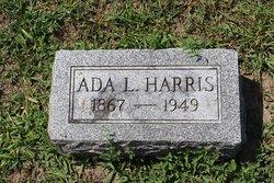 Clara Ada <I>Lindsey</I> Harris