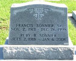 Francis Sonnier, Sr