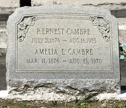 Paul Ernest Cambre