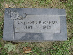 Gaylord Paul Oehme