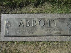 William Geoffrey Abbott Sr.