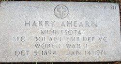 Harry Ahearn