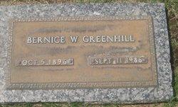 Bernice Elizabeth Greenhill