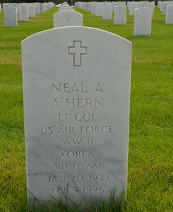 LTC Neal Andrew A'Hern Jr.