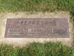 Bertha Peterson