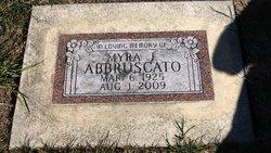 Myra J <I>Zimmerman</I> Abbruscato