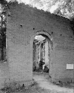 Lawnes Creek Parish Church Cemetery
