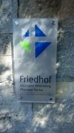 Friedhof Petersberg