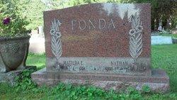Matilda Edna <I>Clark</I> Fonda