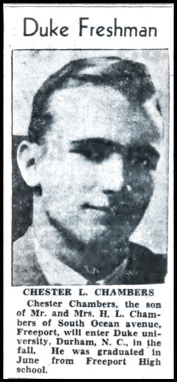Chester Leslie Chambers