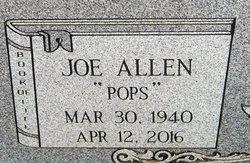 Joe Allen Starnes