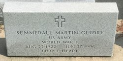 Summerall Martin Guidry
