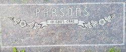 Roseleen <I>VanVleet</I> Parsons