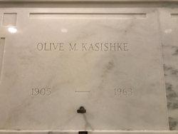 Olive Millicent <I>Packard</I> Kasishke