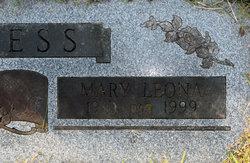 Mary Leona <I>Hasbrouck</I> Kirkness