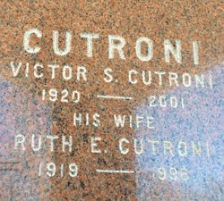 Ruth E. Cutroni