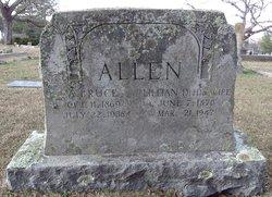 Lillian Dale <I>Perry</I> Allen