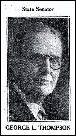 George Lincoln Thompson