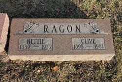 Nettie <I>Lincoln</I> Ragon
