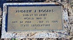 "Andrew Jacob ""Andy"" Rogers"