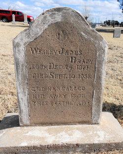 Wesley James Brady
