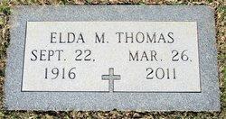 Elda Marie <I>Allen</I> Thomas