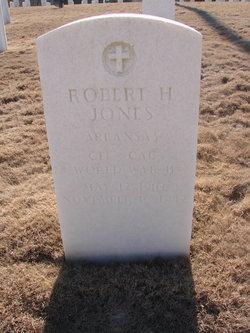 CPL Robert H Jones