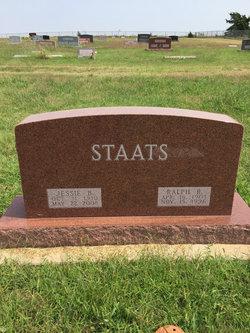 Jessie Beatrice <I>Scott</I> Staats