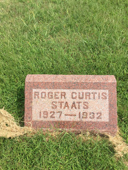 Roger Curtis Staats