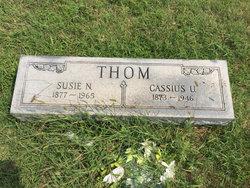 Cassius U Thom