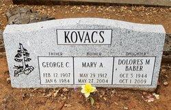 Delores Mae <I>Kovacs</I> Baber