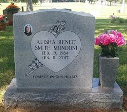 Alisha Renee' <I>Smith</I> Mondoni