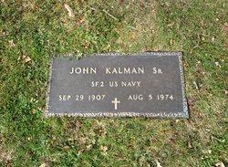 John Kalman, Sr