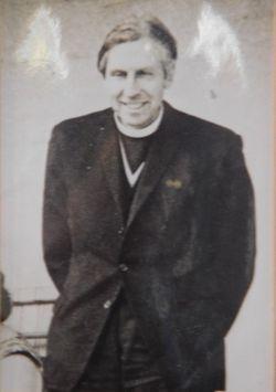 Rev Hubert Brasier