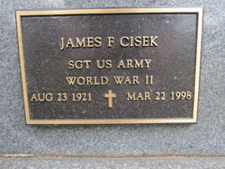 James F Cisek