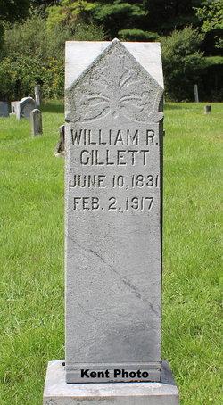 Capt William Rolfe Gillett